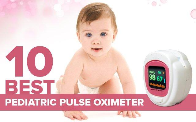 best pediatric pulse oximeter