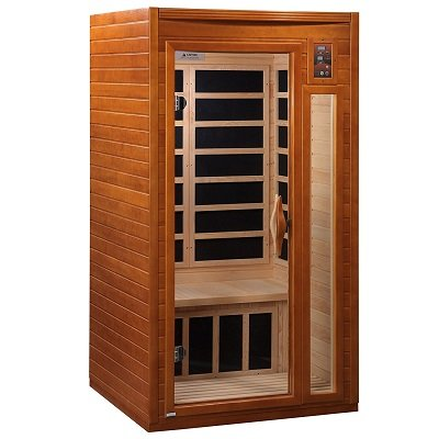 Dynamic AMZ-DYN-6106-01 Low EMF 6 Far Infrared Carbon Sauna