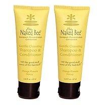Naked Bee Orange Blossom Honey Shampoo
