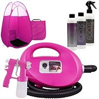 Pink Fascination FX Spray Tanning Kit