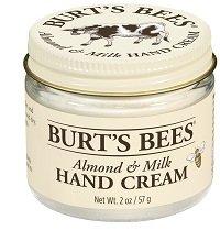 burt bees hand cream