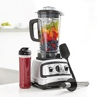 Blendworks 4 Pc All-In-One Professional Blender