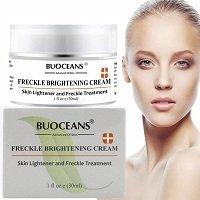 BUOCEANS Skin Brightening Freckle Cream