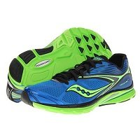 Saucony Kinvara 4 running shoes