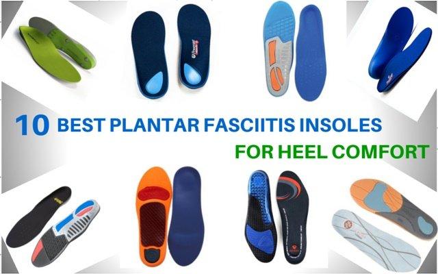 Best Plantar Fasciitis Insoles