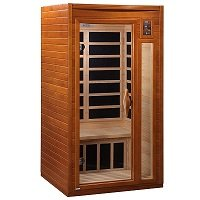 Dynamic AMZ-DYN-6106-01 Low EMF 6 Far Infrared Carbon Sauna