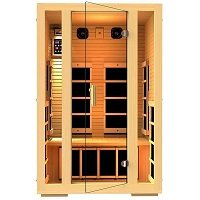 JNH Lifestyles 2-Person, Indoor Far-Infrared Sauna