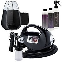 Black Fascination FX Spray Tanning Kit