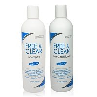 Free and Clear Shampoo and Conditioner