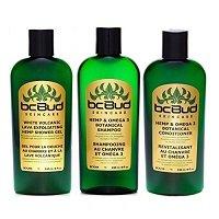 Hemp and Omega 3 Organic Botanical Shampoo