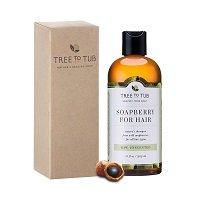 Tree to Tub Organic Soapberry Shampoo