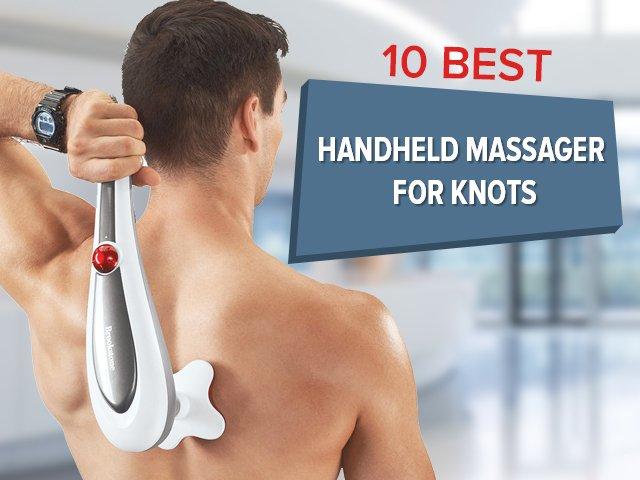 best handheld massager for knots
