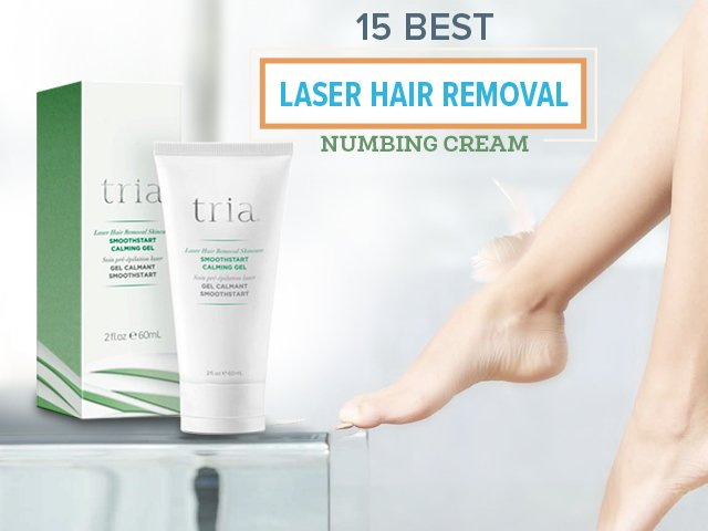best laser hair removal numbing cream
