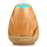 Easehold Aroma Essential Oil Diffuser Humidifier 400ml