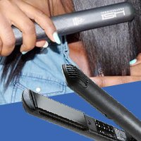 best flat irons for natural african american hair thumbnail