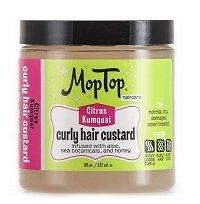 MopTop Curly Hair Custard Gel