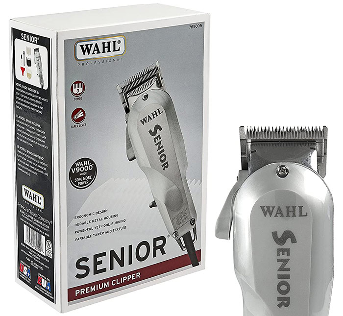 Wahl Clipper fors Heavy Duty Cutting, Tapering, Fading