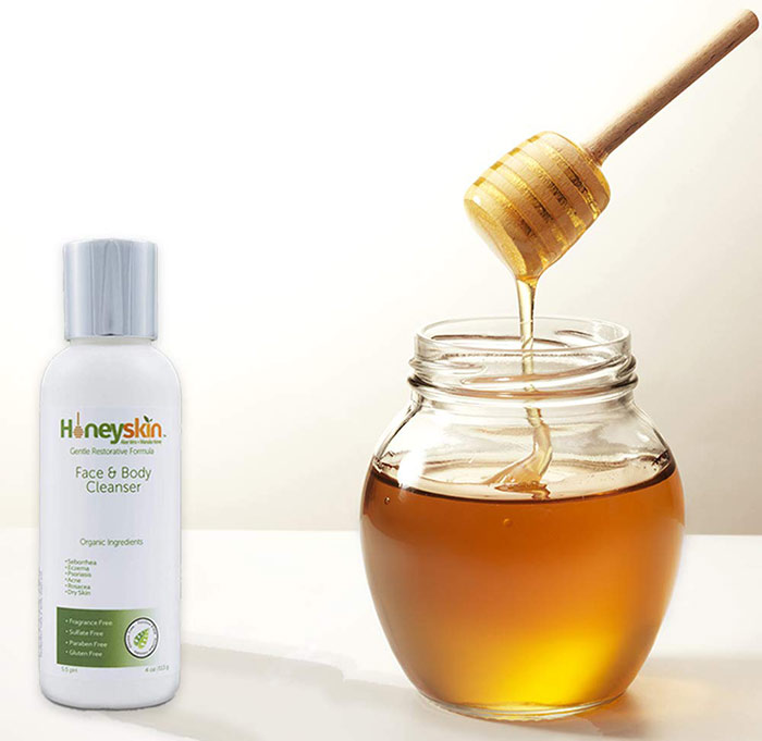 Honeyskin Best Face Wash For Blackheads