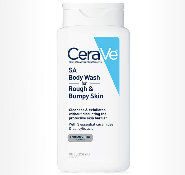 Cerave body wash best for eczema